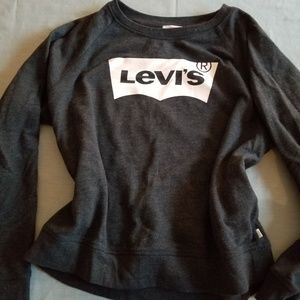 Levi's Crew Sweatshirt Large